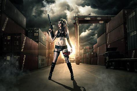 Tutorial Photoshop Dramatic Effect | dramatic lighting photoshop tutorial 300 free photoshop