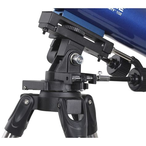 infinity az meade telescopio ac 102 600 infinity az