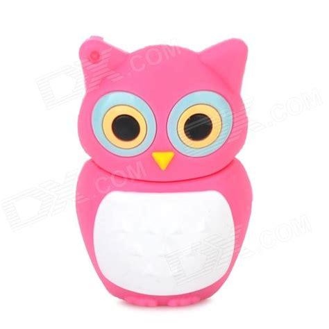 Flashdisk Unik Owl Pink 16gb kl 999 owl style usb 2 0 flash drive