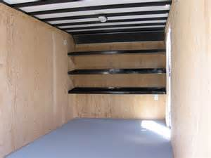 custom contractor cargo trailers from car mate trailers