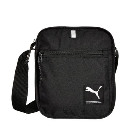 Termurah Sling Bag Black jual tas casual sling bag academy black original