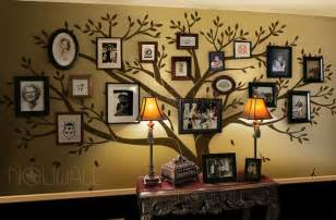 Family Tree Stickers For Walls Tree Wall Decals Wall Stickers Big Family Tree Decal By