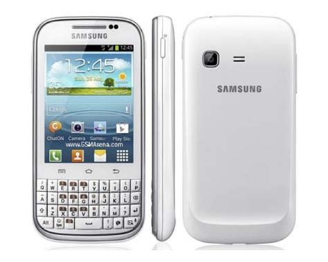 Wallpaper Samsung Chat B5330 | samsung galaxy chat b5330 mobile specs n features
