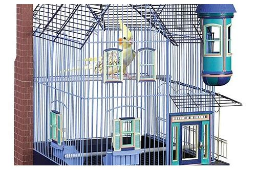 cockatiel cage deals