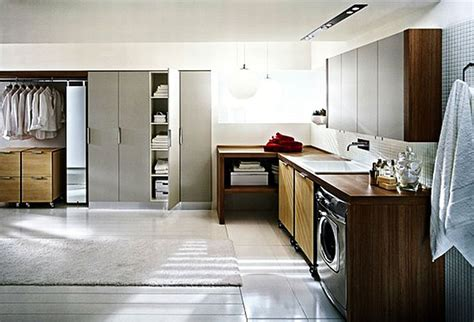 modern laundry room decor deciding appropriate laundry room decor midcityeast