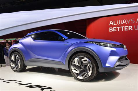 new toyotas for new toyota concept suv newhairstylesformen2014 com