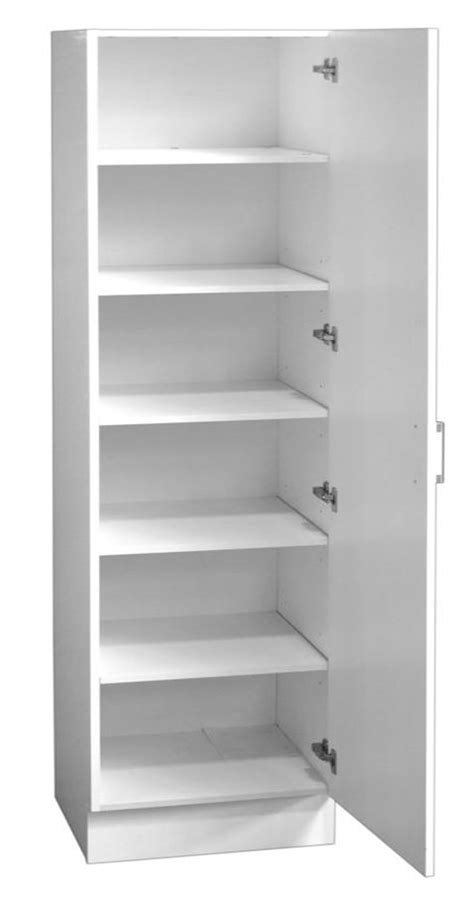 pantrylinen cupboard single door cm  extra depth