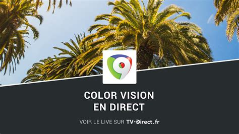 color vision canal 9 en vivo color vision tv direct regarder color vision tv en