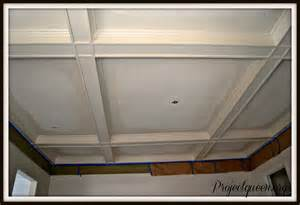 glazed box beamed ceiling