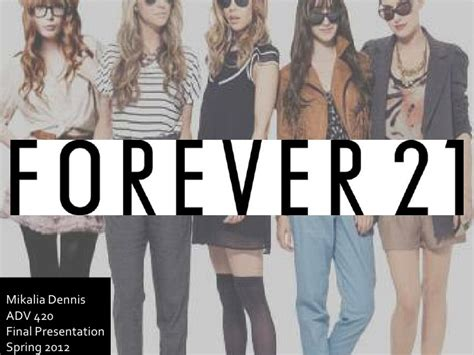 Forever 21s 21 Daily Specials by Forever 21 Presentation