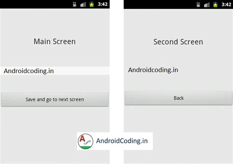 shared preference android shared preferences androidcoding in