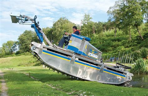 boat trailer hire midlands weed boats land water plant hire