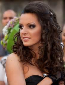 Prom curly hairstyles 2010 cute prom curls