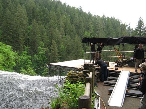 film action oregon yogi bear visits silver falls state park the confluence