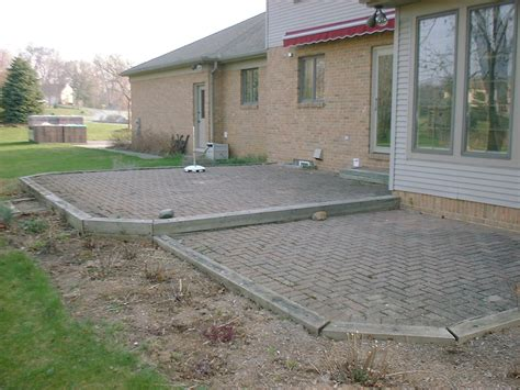 Patio Paver Stones Patio Design Ideas Patio With Pavers