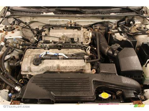 1999 mazda protege dx 1 6 liter dohc 16 valve 4 cylinder