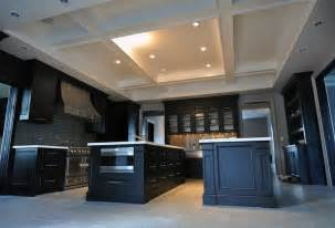 Kitchen Islands With Seating For 4 coffered kitchen ceiling contemporary kitchen tamara