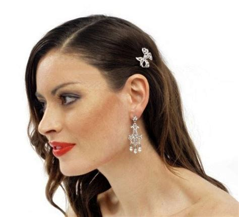 Vintage Style Wedding Hair Clips Buy Vintage Style Bow Wedding Hair For 163 12