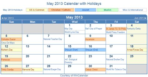 2013 Calendar With Holidays Search Results For 2013 Calendar With Holidays