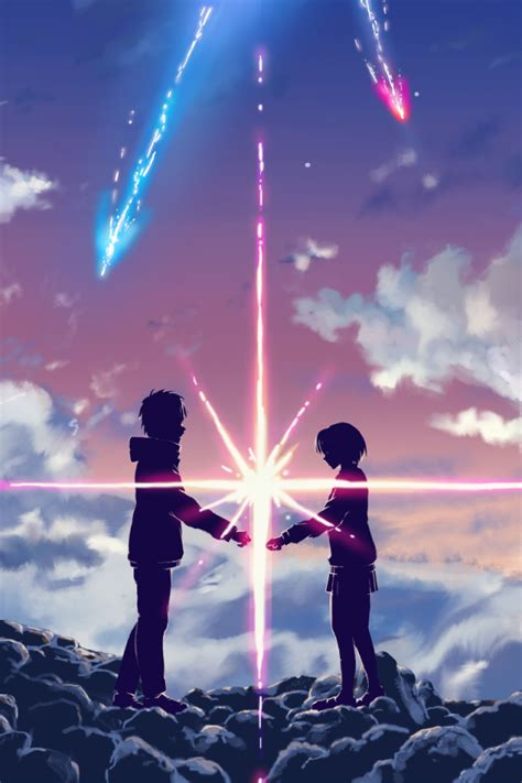 Anime Your Name by Related Image Things I Want To Draw Kimi No Na Wa