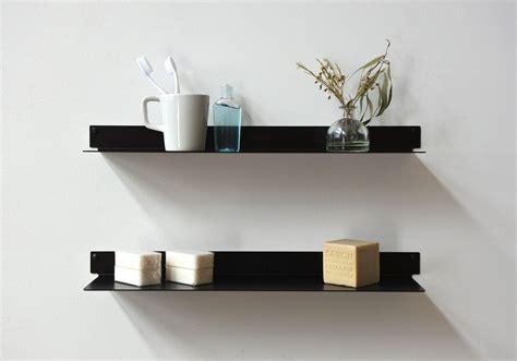 bathroom wall shelves teeline 6015 bathroom wall shelves set of 2 teebooks