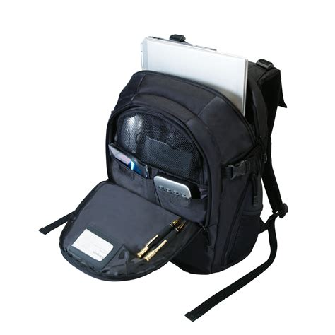 Shefinds Solution Backpacks For Big Screens by Cus 15 16 Quot Backpack Black
