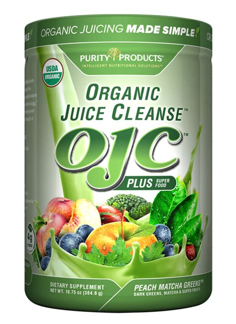 Juice Plus Detox Reviews by Certified Organic Juice Cleanse Ojc Matcha