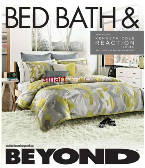 beyond bed and bath bed bath beyond flyer mar 11 to 31
