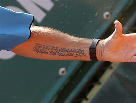 tattoo fail better stan wawrinka s tattoo ever tried ever failed no matter