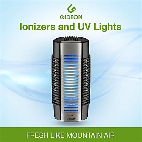electronic in air purifier uv lights stainless steel filter clean home new ebay