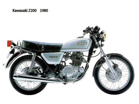 kawasaki motosiklet tarihi ve motosiklet modelleri