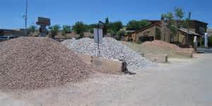 Sand Yard Landscaping Gravel