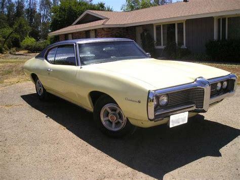 1969 Pontiac Tempest For Sale by Guitarisit 1969 Pontiac Tempest Specs Photos