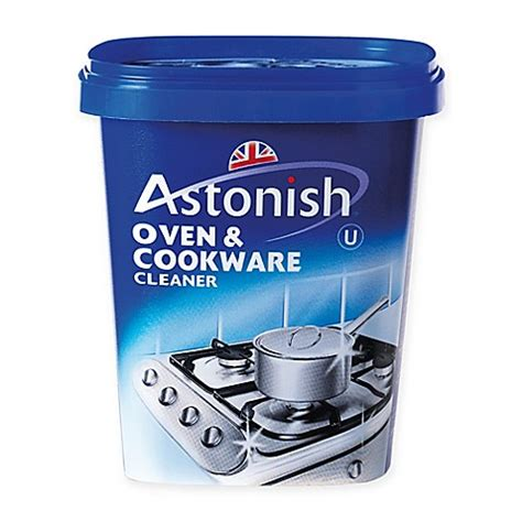 oven cleaner on bathtub astonish oven cookware cleaning paste bed bath beyond