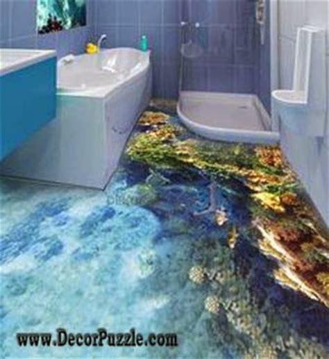 bathroom floor leveling 3d bathroom floor murals designs and self leveling floors
