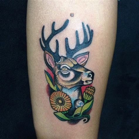 tattoo meaning deer 120 best deer tattoo meaning and designs wild nature 2018
