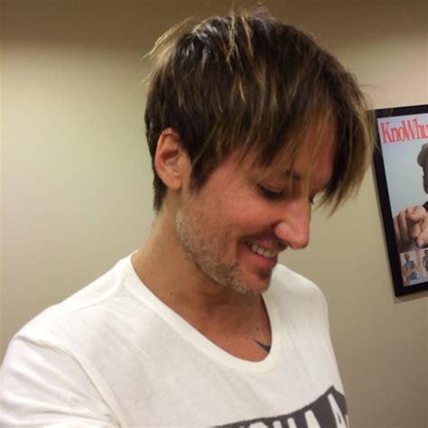keith hair cut keith new hair cut