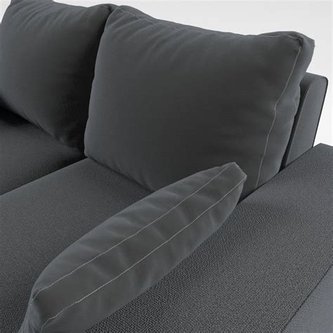 transformer sofa bed togo sofa bed transformer 3d model rigged max obj mtl