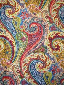 P Kaufmann Upholstery Fabric Paisley Fabric On Pinterest Paisley Wallpaper Moroccan