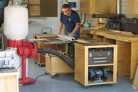 Garage And Workshop Designs diy garage workbench plans