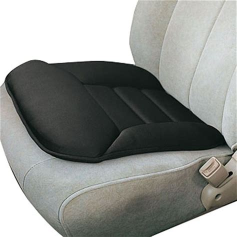 comfort cushion for car seat customer reviews of comfort foam car seat cushion bonform