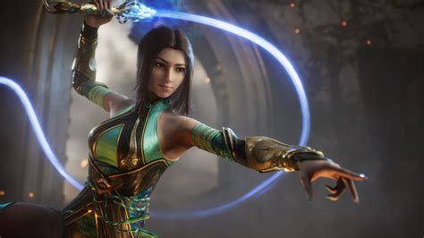 wallpaper game woman yin in paragon hd games 4k wallpapers images