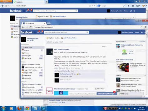 wireshark tutorial hack facebook how to hack a facebook account with wireshark easy method