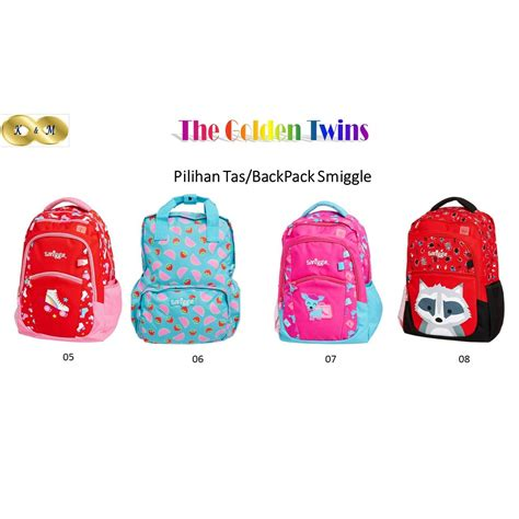 Tas Bekal Anak Smiggle 13 bundle package smiggle backpack pencil hardtop