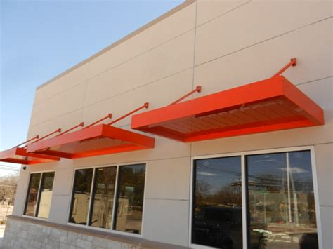 Backyard Burger Headquarters Metal Awnings Whataburger Sombrilla Shade Covers Inc
