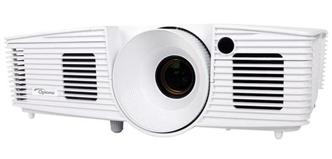 Proyektor Optoma Second optoma eh341 eh 341 multimedia projector the listening post christchurch and wellington