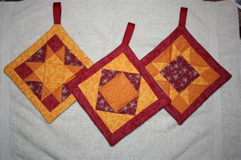 Free Potholder Quilt Patterns by How To Sew A Quilted Eye Glass Holder Glass Eye