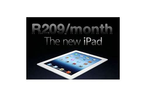 fnb deals on ipad
