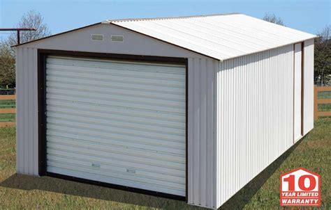 duramax 12x26 metal garage storage sheds direct
