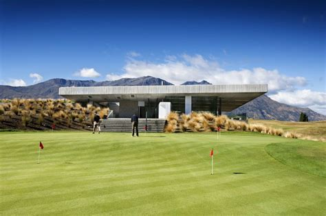 architect the michael hill clubhouse design by patterson